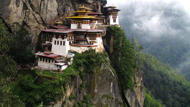 Taktsang Gompa Bhutan