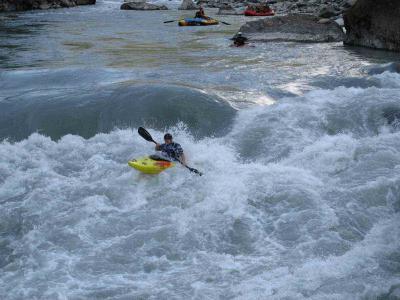 Kali Gandaki White Water River Rafting