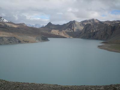 Tilicho Lake Trek in Nepal