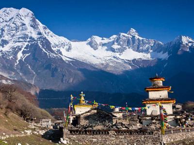 Tsum Valley Nepal Trekking